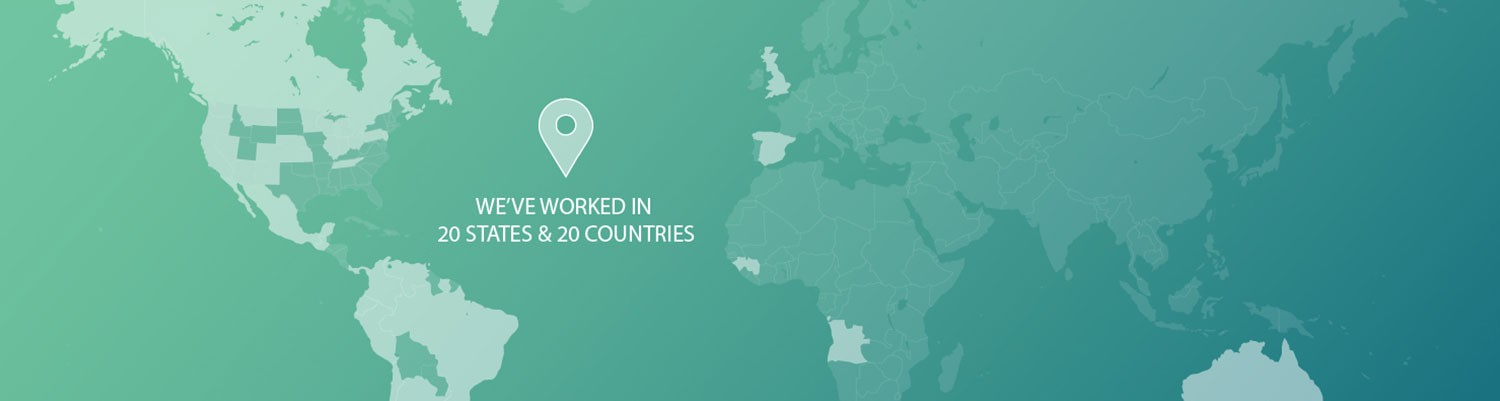 where we've worked - Terron Group